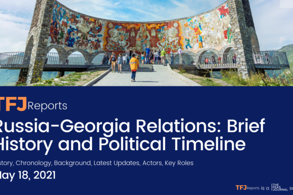 Russia-Georgia Relations: Brief History and Political Timeline (IA1003-EN)