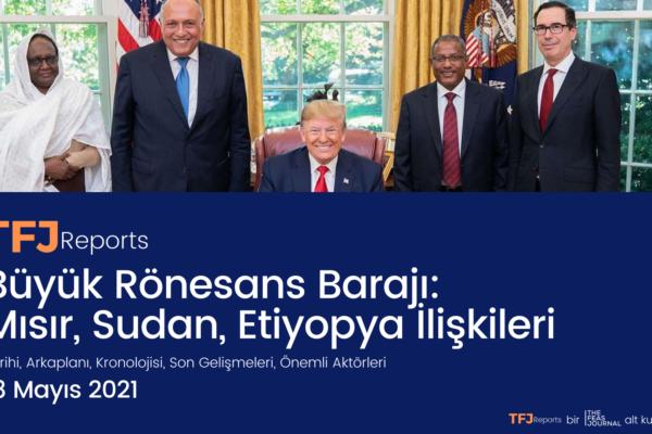 Büyük Rönesans Barajı: Mısır, Sudan, Etiyopya İlişkileri (IA1004-TR)