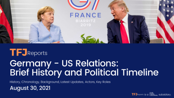 Germany-US Relations: Brief History and Political Timeline (IA1007-EN)